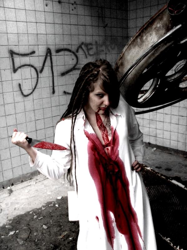 Für dieses Blut ...