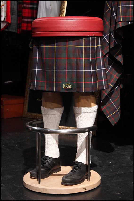 Für echte Schottlandfans ...