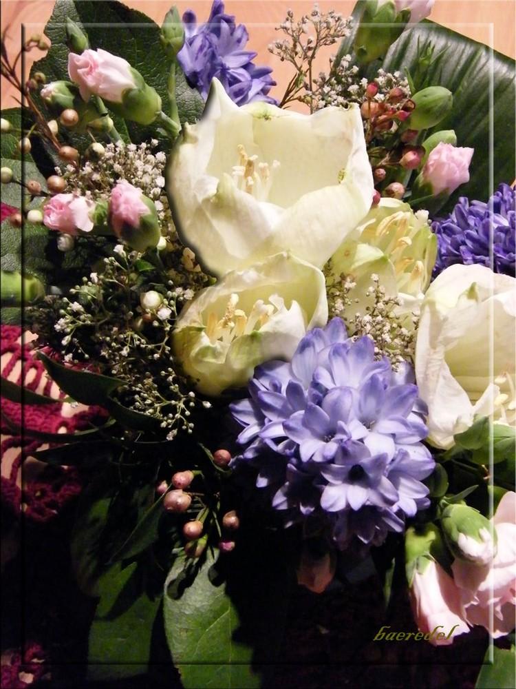 * Für Euch ... ein kleiner BlumenGruß *