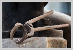für heißes Eisen