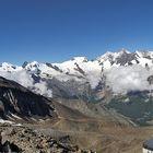Für mich das wohl wichtigste Panorama das ich je in HohSaas im 3200m Bereich aufgenommen habe,,,