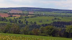 Für mich ein ganz besonderer Blick im Osterzgebige zur Kirche von Fürstenau...