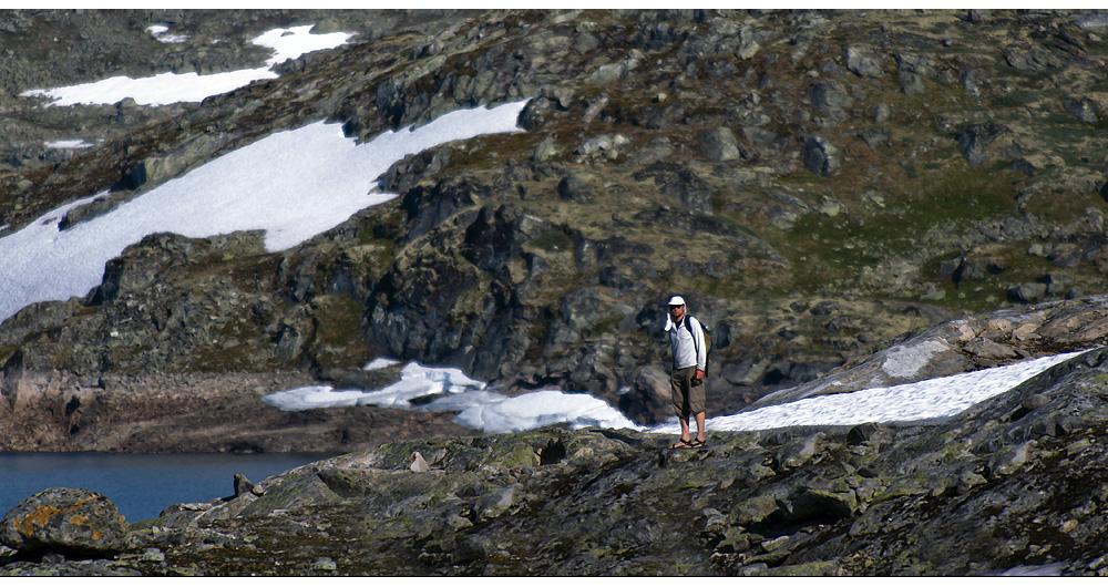für norwegenreisende ist eins wichtig : die richtige ausrüstung