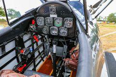 Für Piloten mit Lederkappe