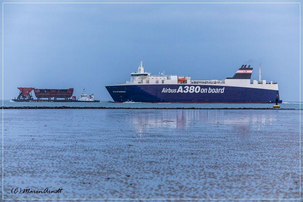 Für Schiffsfans