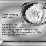 Für Wolfgang