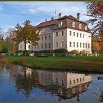 Fürst-Pückler(Eis)Schloss Branitz am 05.11.2018