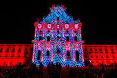 Fürstenfeld leuchtete