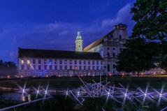 Fürstenfeld leuchtete....
