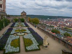 Fürstengarten/ Würzburg