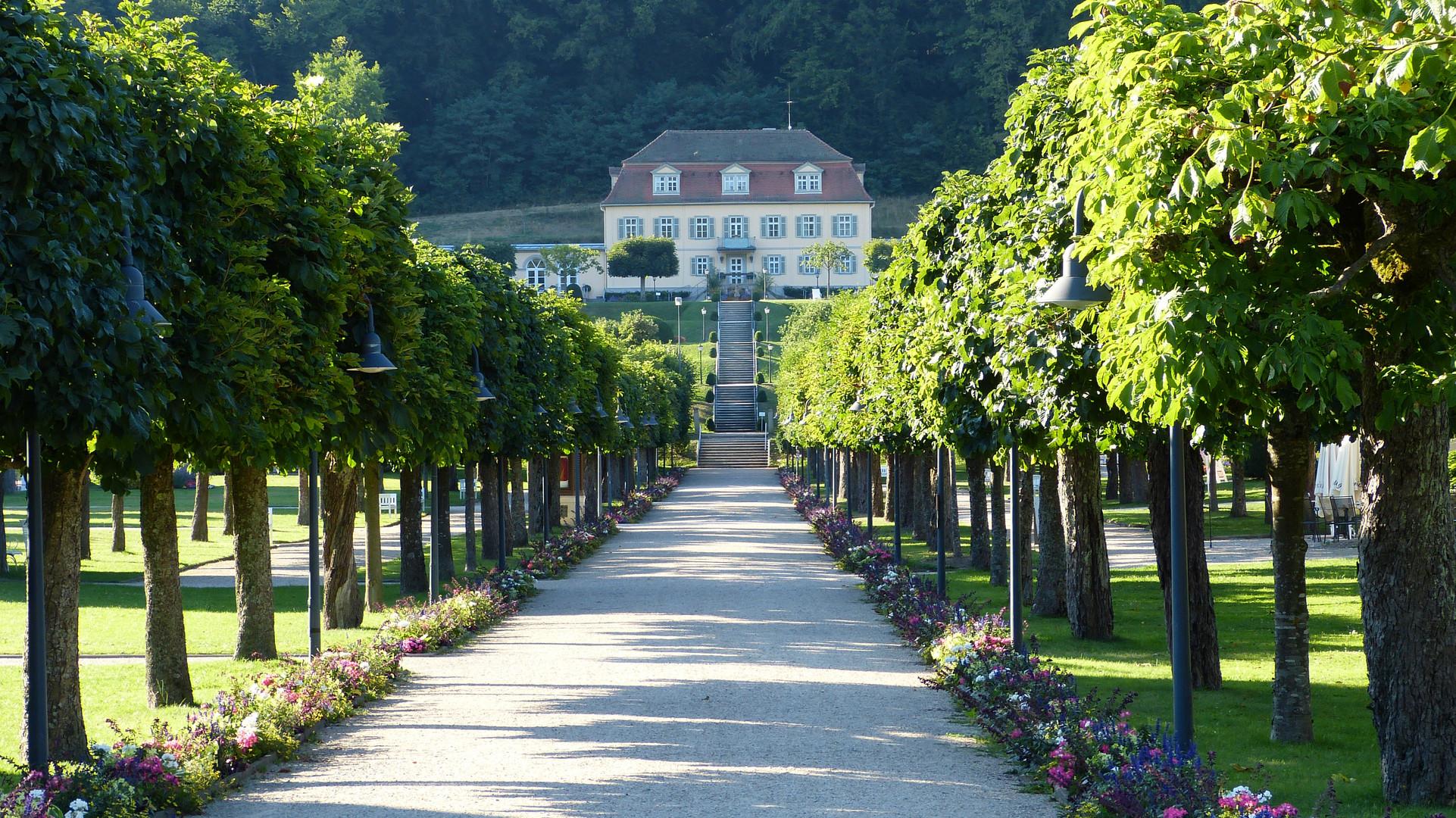 Fürstenhof im Staatsbad Brückenau