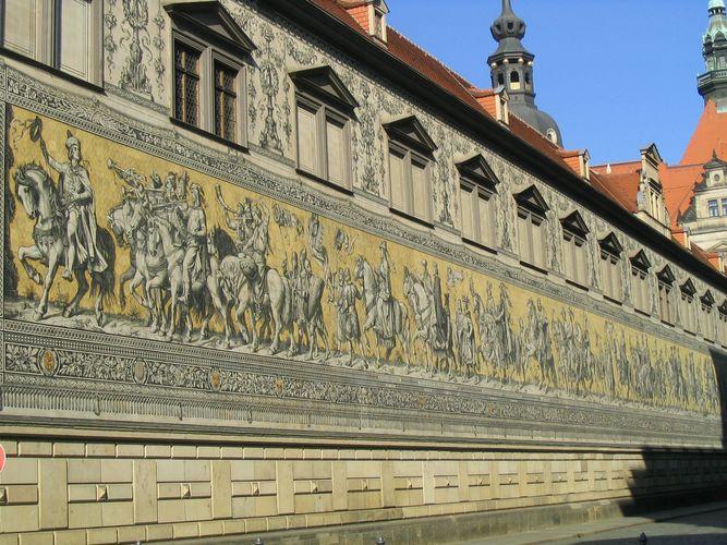 Fürstenzug/Dresden