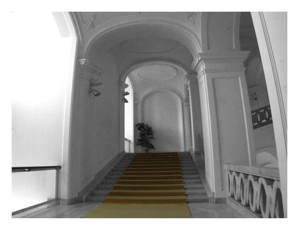 Fürstlicher Stiegenaufgang (3)