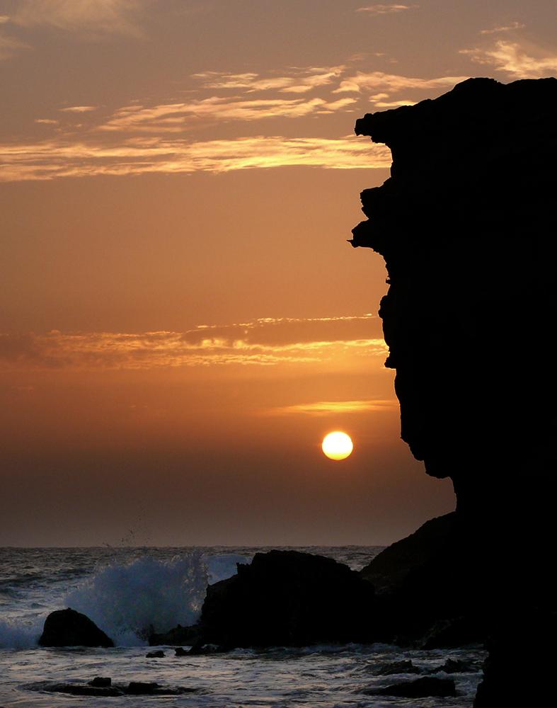 ...fuerte10...012...sundown in La Pared...