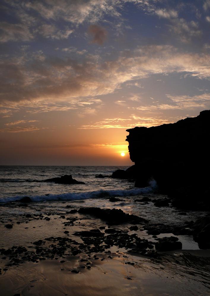 ...fuerte10...013...Sundown in La Pared...