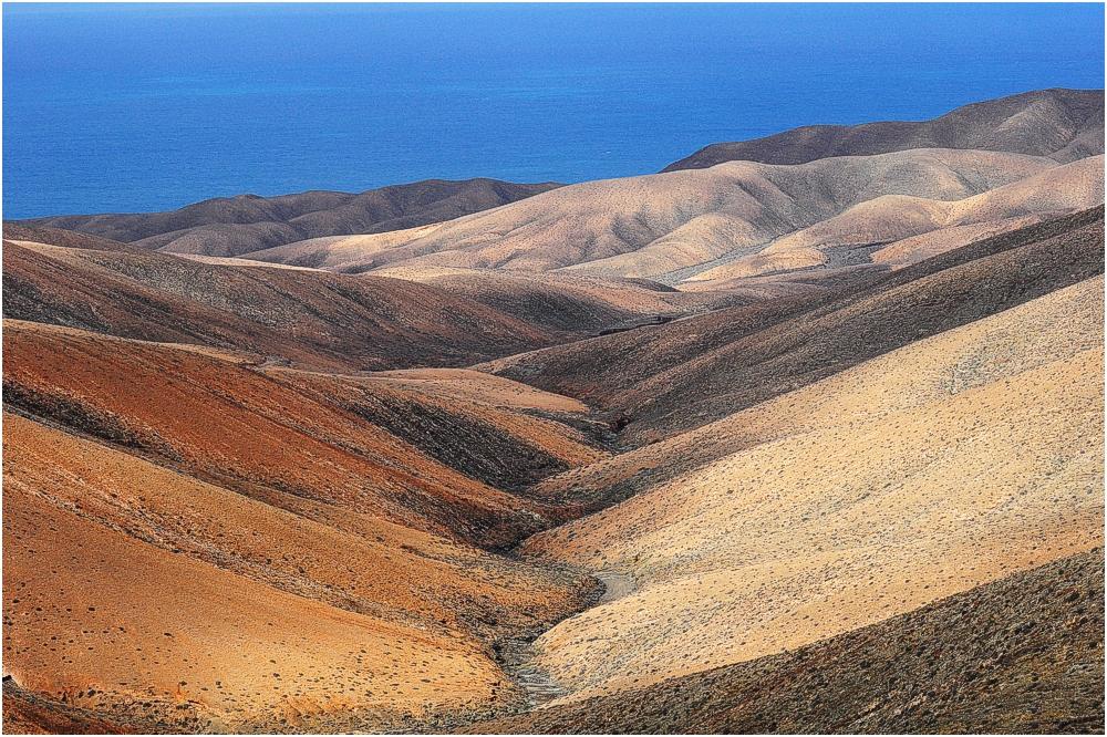 Fuerteventura, Badlands