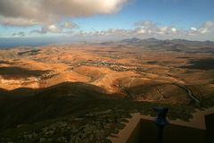 Fuerteventura: Blick vom Mirador Morro Velosa