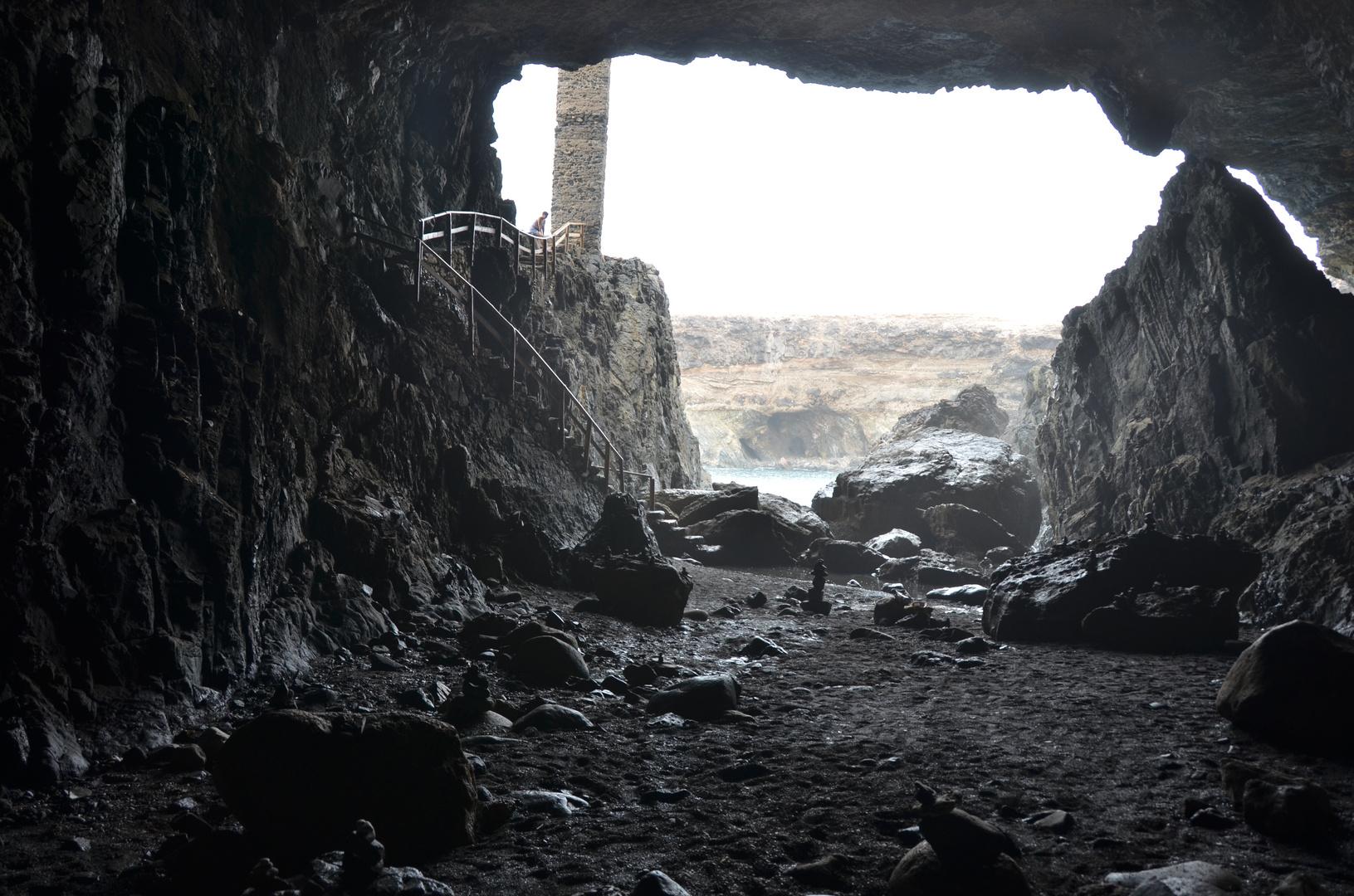 Fuerteventura - Höhlen von Ajuy