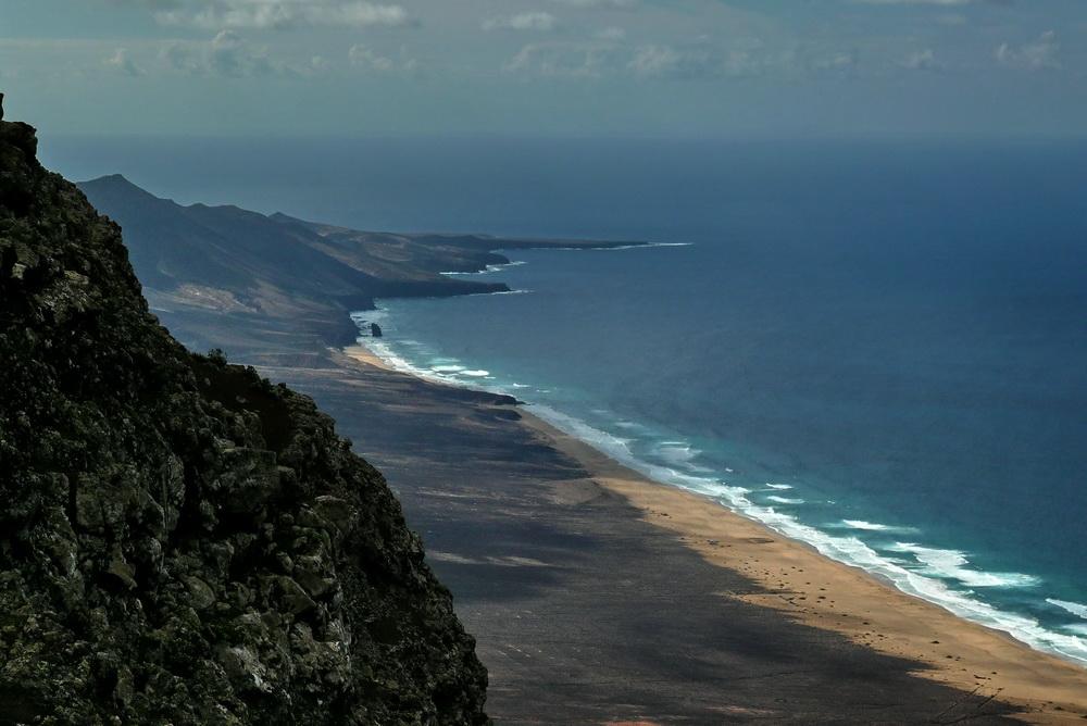 Fuerteventura, im Gebirge von Jandia