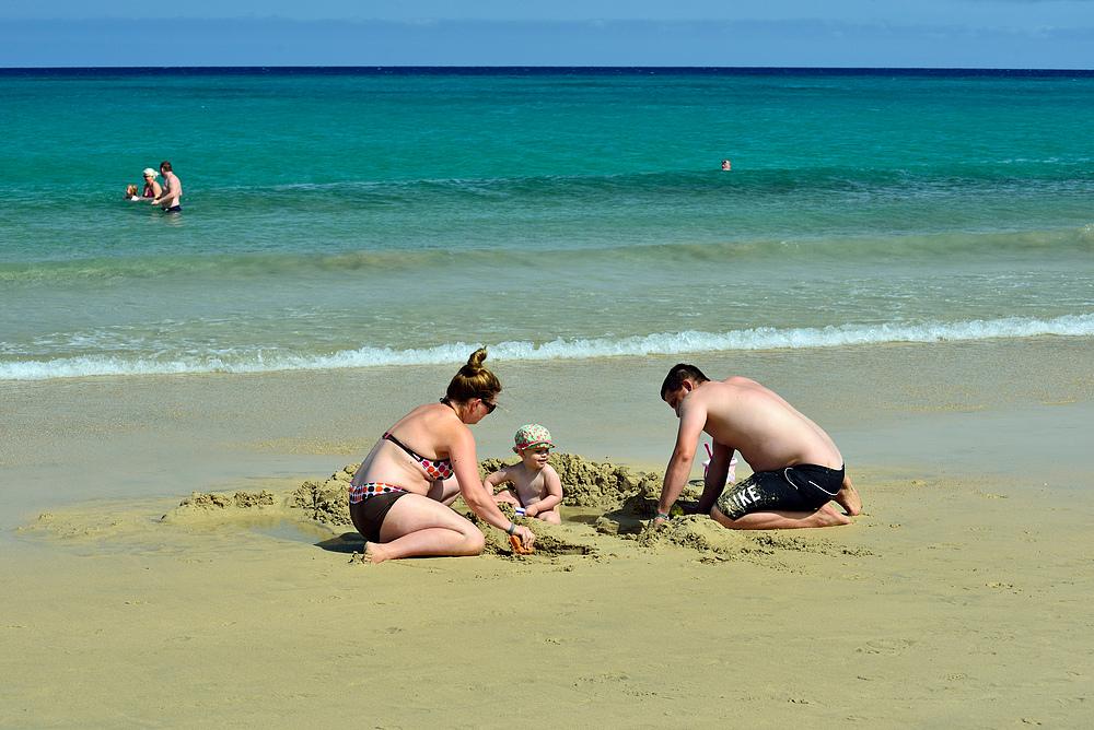 Fuerteventura Impression Juni-Juli 2013 Nr.30. - Costa Calma -