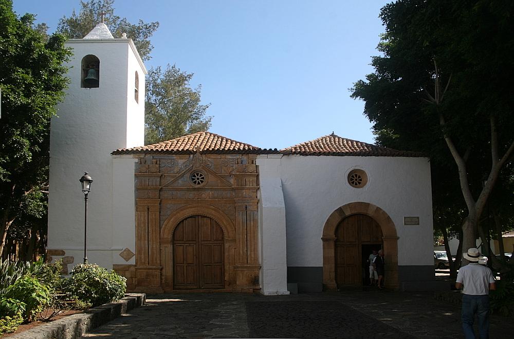 Fuerteventura: Kirche in Pájara