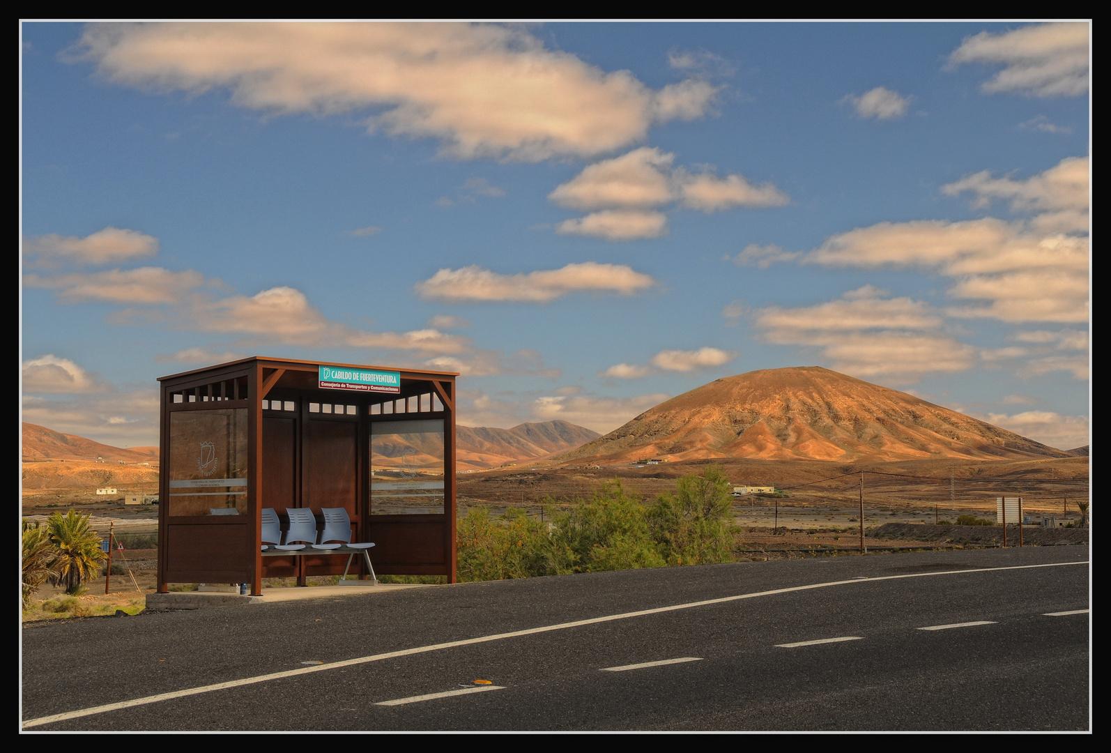 Fuerteventura - On the road