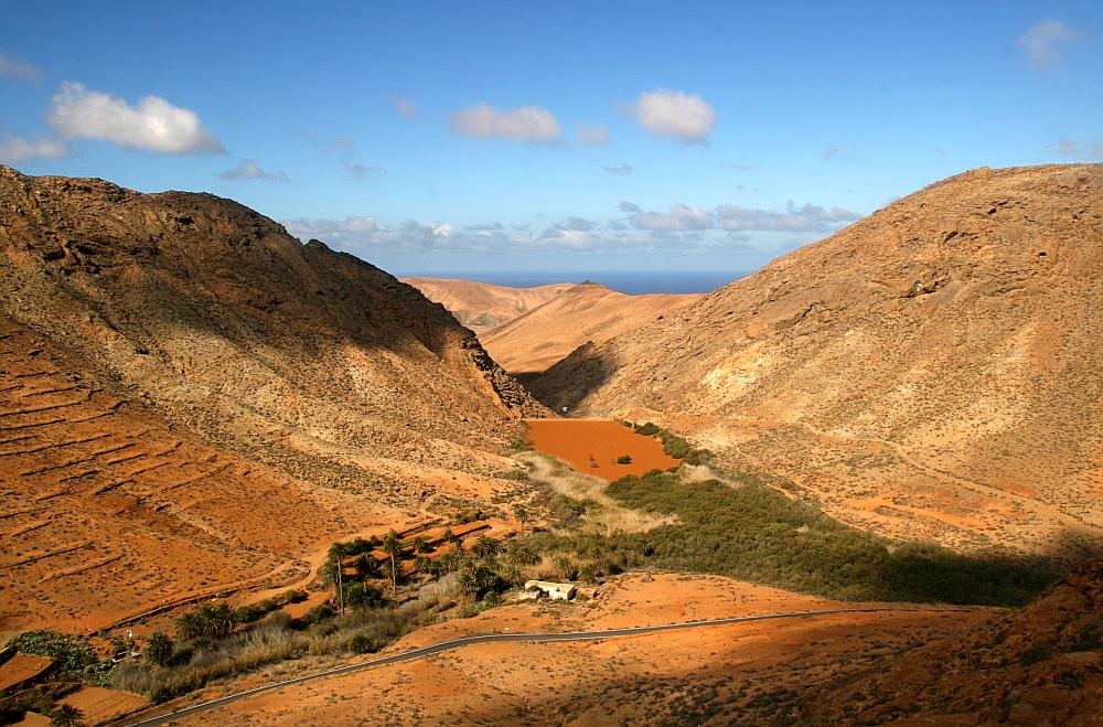 Fuerteventura: Stausee