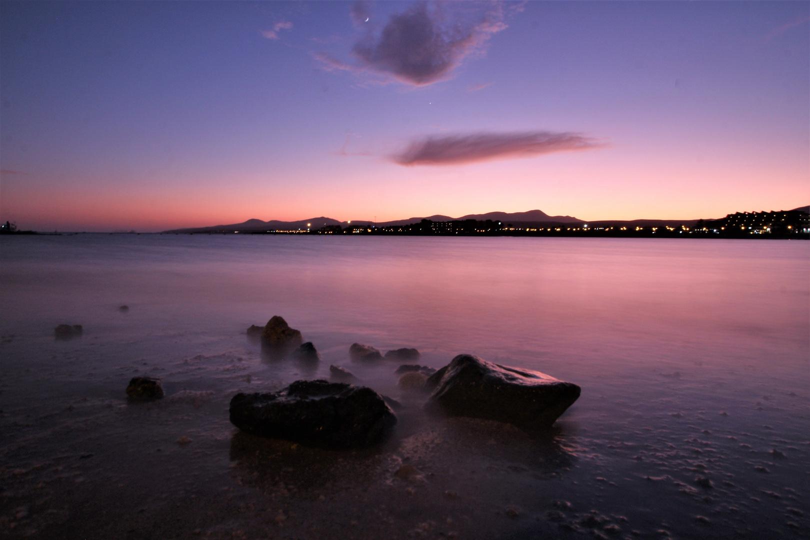Fuerteventura sunset