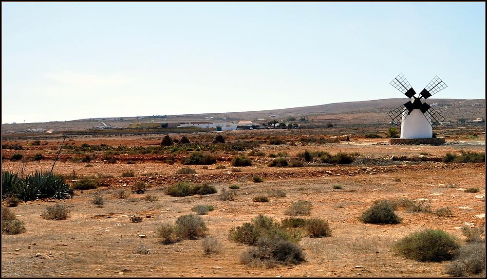Fuerteventura und Wasser, ein ewiges Thema...