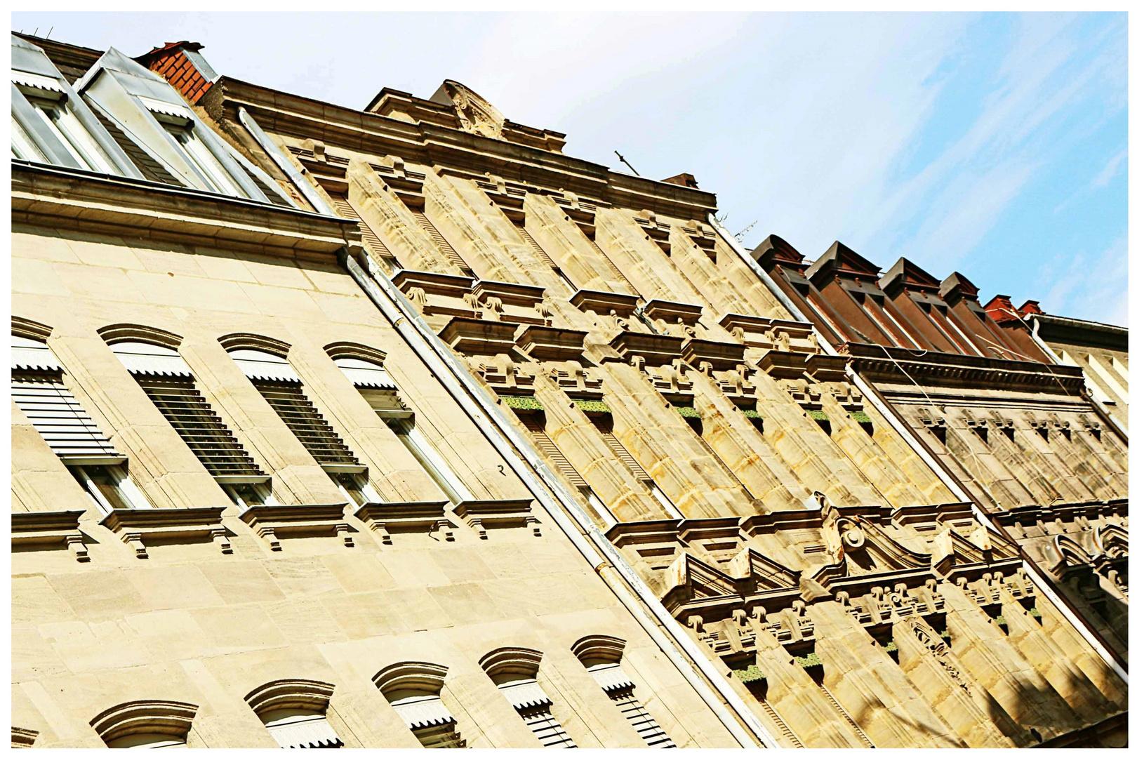 Fürther Fassaden