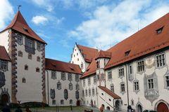 Füssen - Hohes Schloss