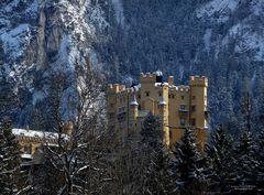 """""""Füssen Tour 19 Schloss Hohenschwangau"""""""