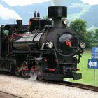 Fugen Dampflokomotive