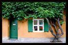 Fuggerei in Augsburg... hier wohnen ....