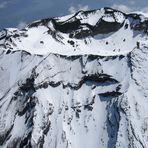 Fuji 2 - Sicht aus'm Heli