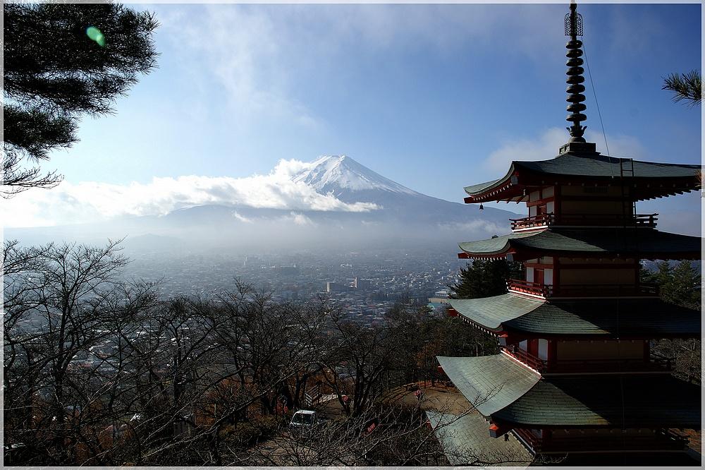Fuji - San