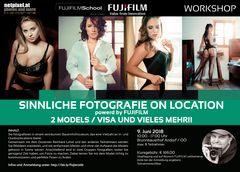 FUjifilm Erotikworkshop