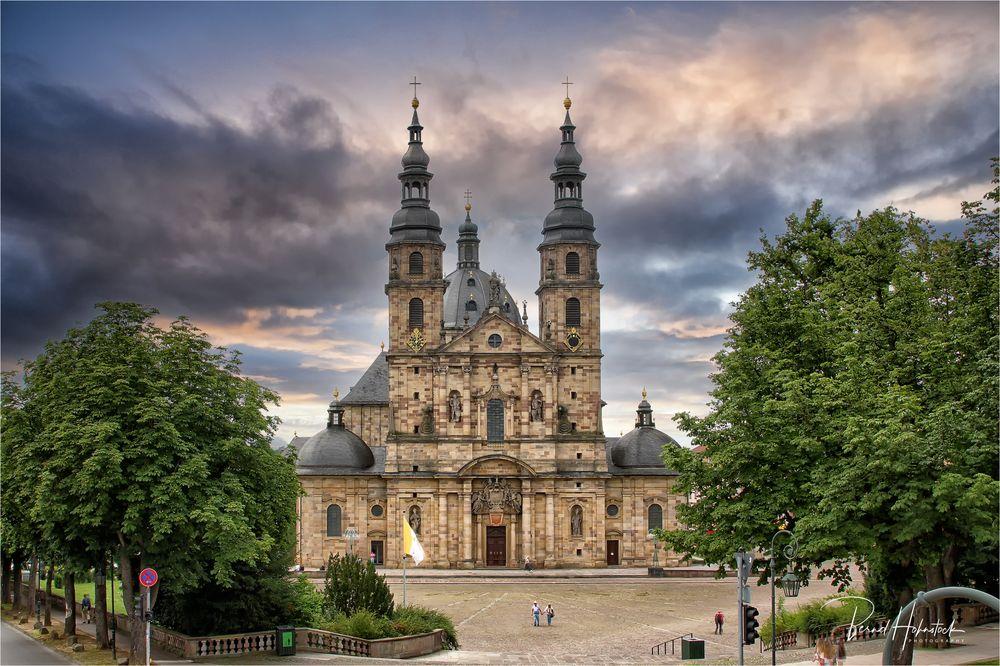 Fulda .... und sein Dom