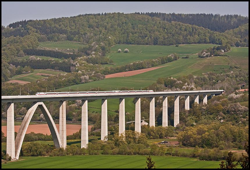 Fuldatalbrücke Morschen