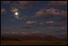 Full moon? over WWD