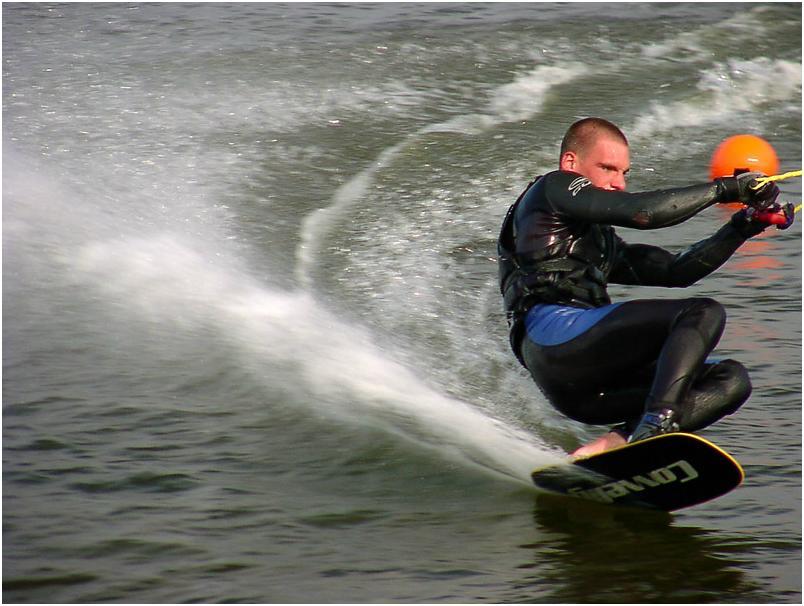 Full Speed Wasserski