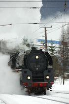 Full Steam ahead !!!!!!!!