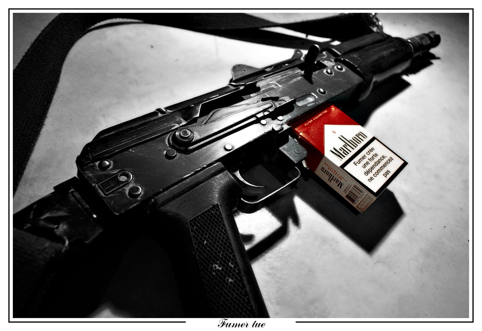 fumer tue