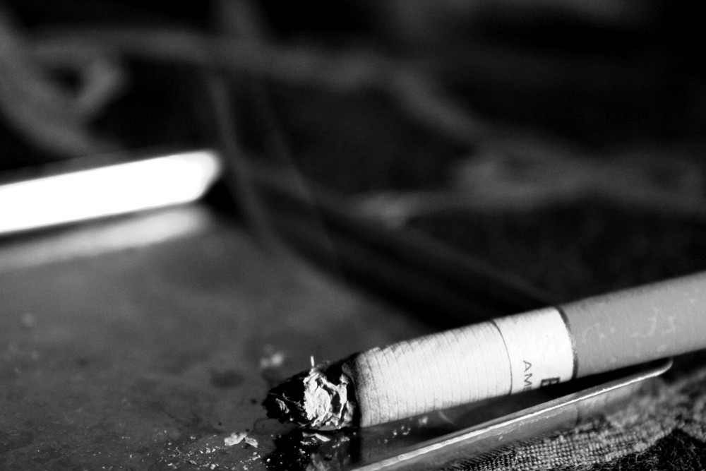 Fumo e cenere