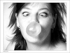 Fun mit Bubbel Gum