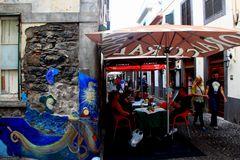 Funchal Altstadt