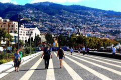 Funchal am Morgen