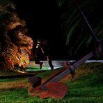 Funchal bei Nacht II