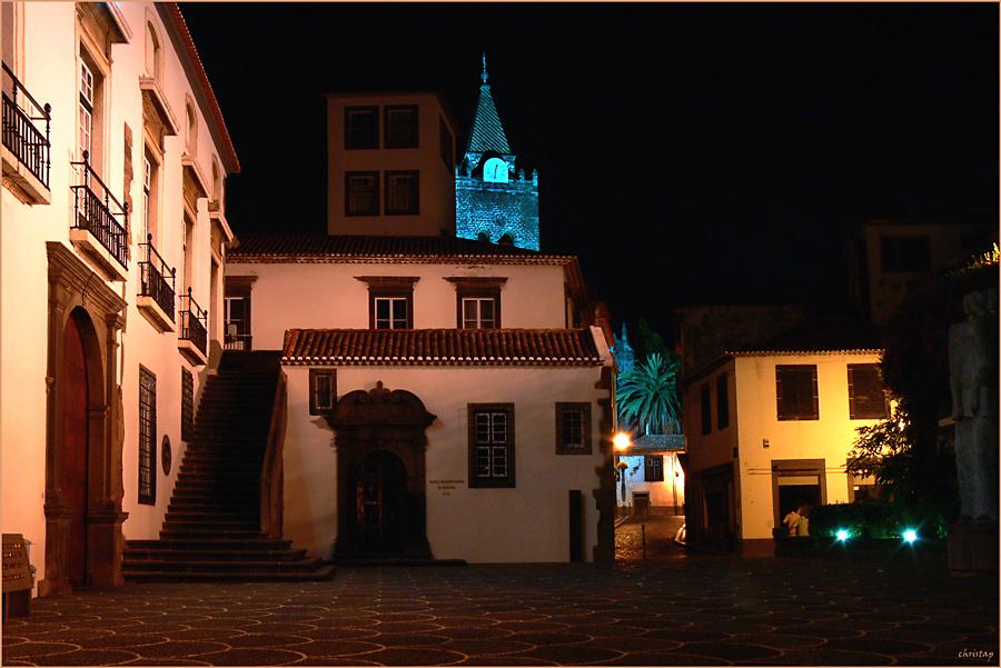 Funchal bei Nacht IV