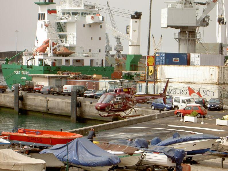Funchal, Hafen